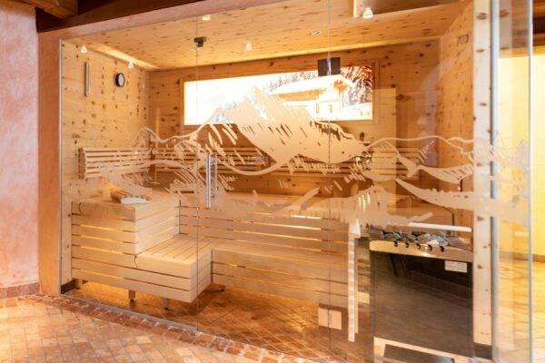 Finische Sauna